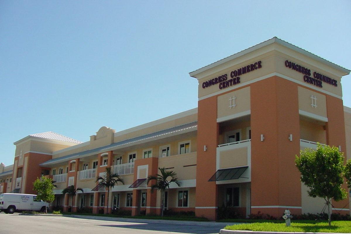 Congress Commerce Center, Delray Beach