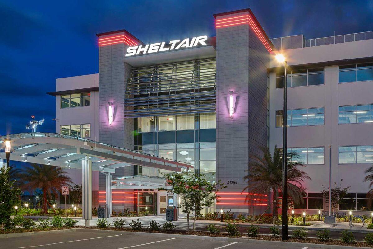 Sheltair FBO, Orlando Executive Airport