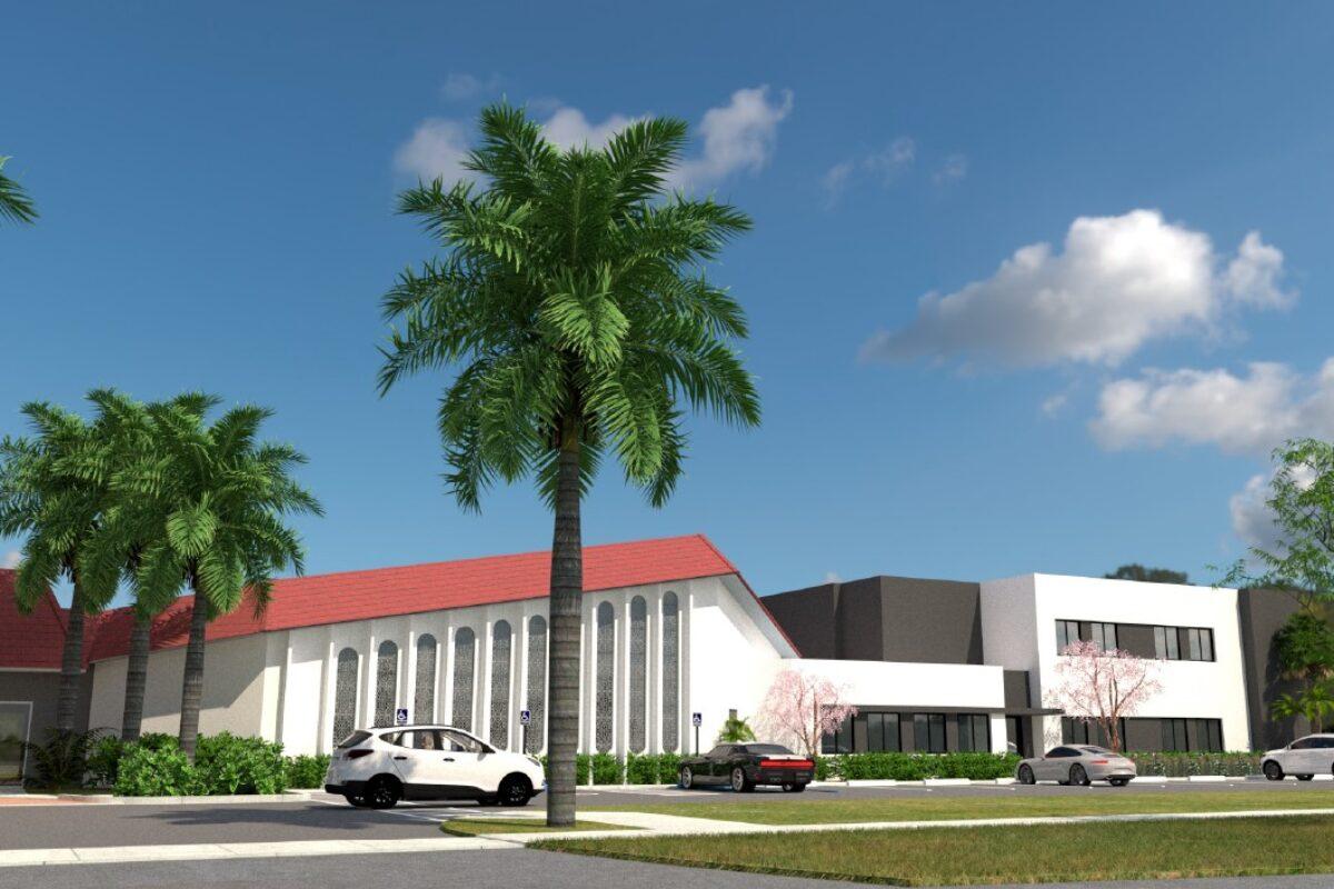 Above and Beyond Community Church, Boca Raton