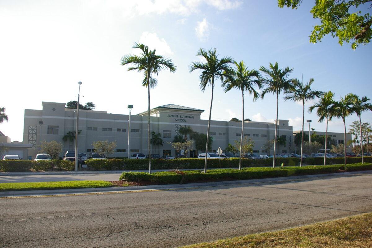 Advent Lutheran Church, Boca Raton