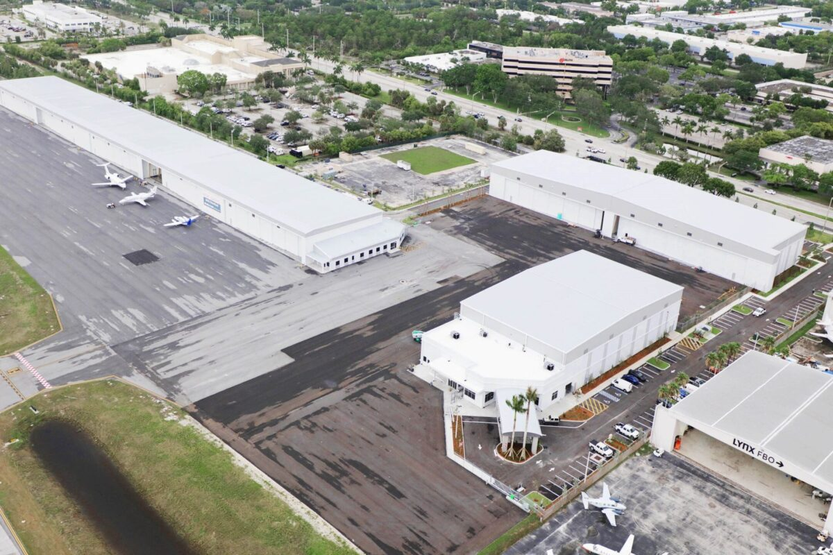 Northside Hangars, Fort Lauderdale Executive Airport