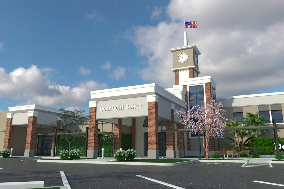 City of Deerfield Beach City Hall, Deerfield Beach