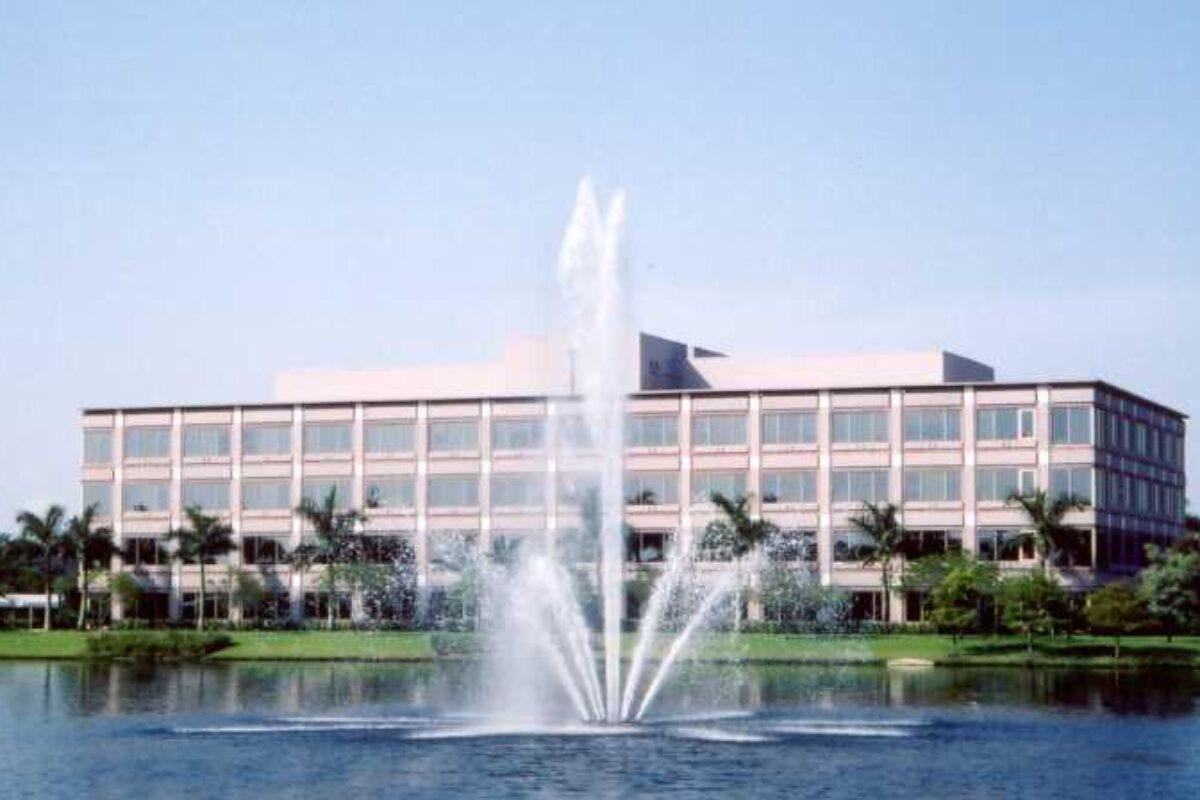 Crossroads Corporate Center, Plantation