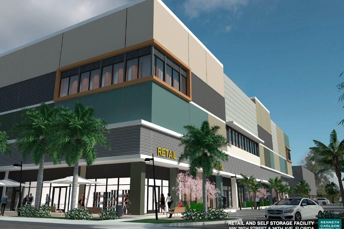 Extra Hand Storage, Miami