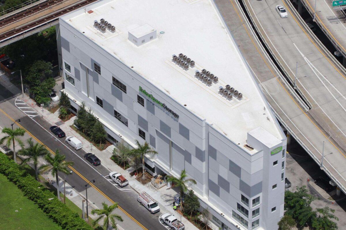 Extra Space Storage, Downtown Miami