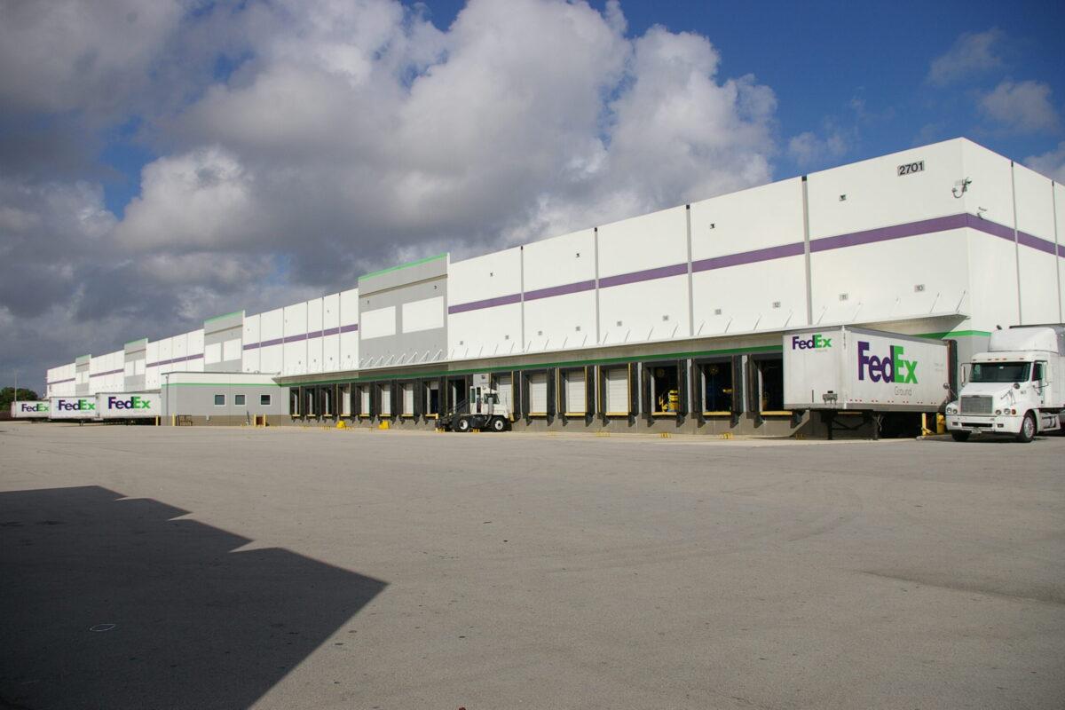 FedEx, Pompano