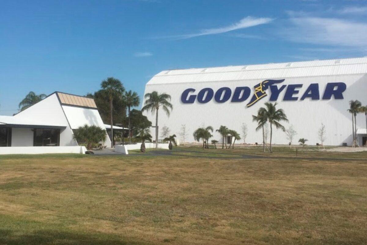 Goodyear Airship Hangar, Pompano Beach