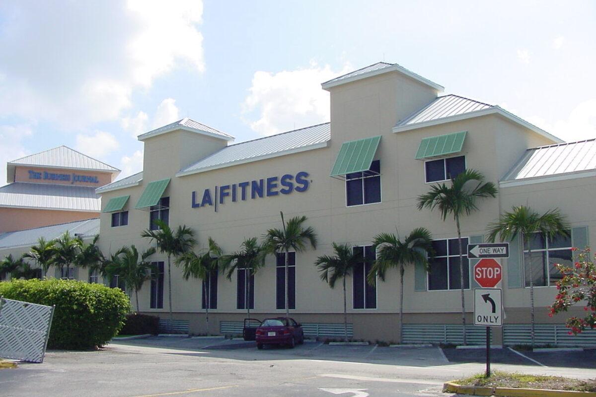 LA Fitness, Deerfield Beach