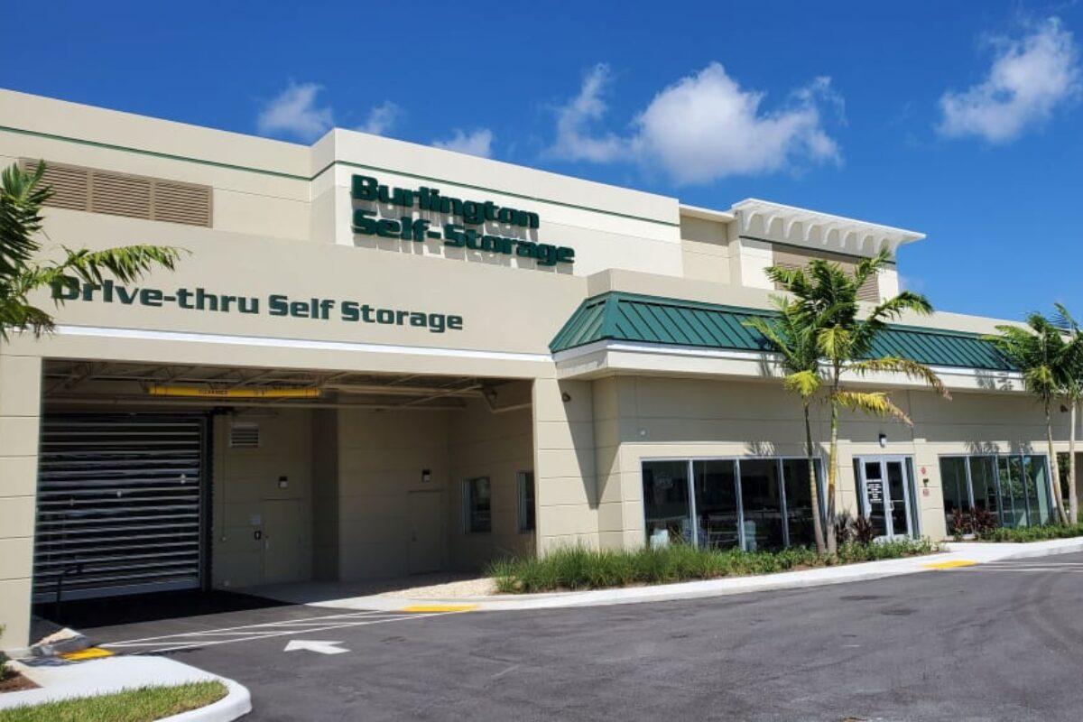 Burlington Self Storage, Lantana